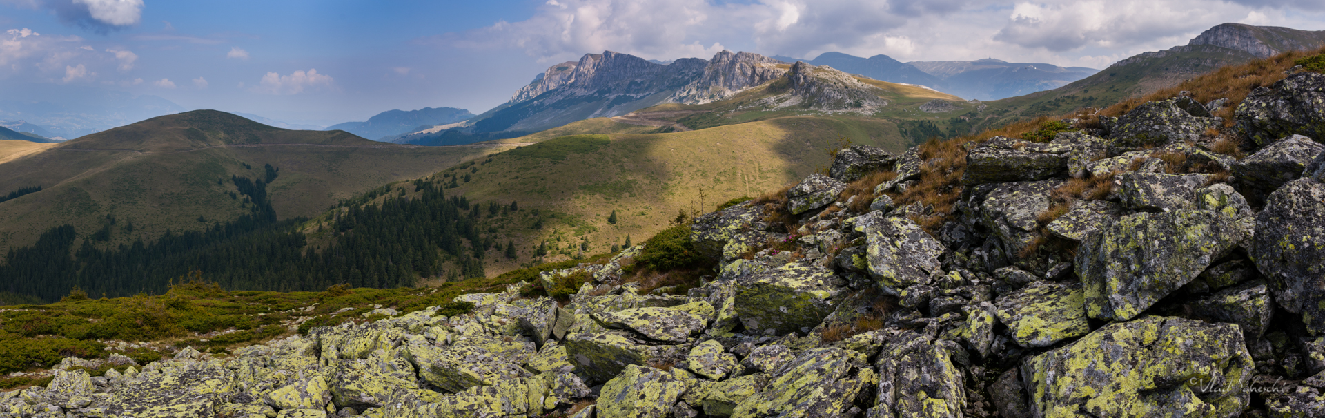 Bucegi Mountains, The Carpathians Romania